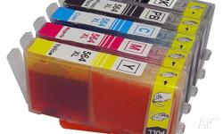 5 pcs Ink Cartridges!!!-----100% Brand New Generic Ink