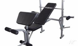 The Armortech Bench Press is the perfect option for