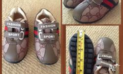 Brand New Boy Shoes (for 9-12 months old baby boy)
