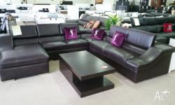 HELLO WE ARE OFFERING THIS BRAND NEW CORNER SOFA SET