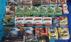 I have the following Die-Cast Cars�Collectables for