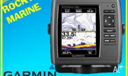 BRAND NEW GARMIN ECHOMAP 50S COLOUR FISH FINDER / GPS