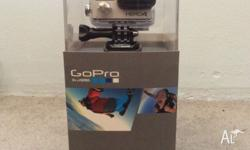 Selling Brand New GoPro Hero 4 Silver. It is never used