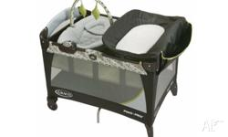 Brand New, in box. Graco Pack 'N Play Featuring Newborn