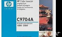 HP 1500 2500 Color LaserJet C9704A Imaging Drum Colour