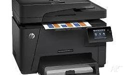 Personal Laser Multifunction Printers HP Color LaserJet