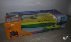 I have for sale a new-in-the-box yellow radio control