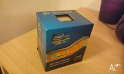 Intel Core i7 2600K Quad core Sandy Bridge desktop