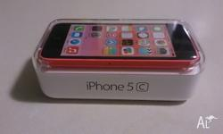 Brand new, still sealed, iPhone 5C Pink Edition