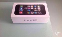APPLE IPHONE 5S 16GB IN STUNNING SPACE GREY�BLACK BRAND