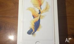 Iam selling Brand New Iphone 6S PLUS 16Gb GOLD for