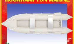 BRAND NEW ISLAND INFLATABLE CROSSOVER KAYAK KA396!!