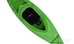 FOR SALE- SEAK HYBRID KAYAK, PADDLE AND LIFEJACKET.