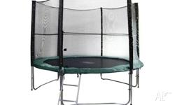 BRAND NEW Lifespan 10t Spring Trampoline Clearance