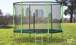 Lifespan S-Series Premium Spring Trampolines - starting