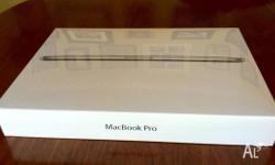 2015 APPLE MACBOOK with RETINA DISPLAY 15-inch. 15-inch