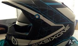 Selling my Brand New (Never Worn) SixSixOne 661 Helmet