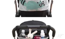 *brand new* pram/stroller nappy bag (elephant) Pick up