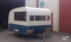 At Woody Caravans we build brand new re-production