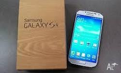 I have a brand new Samsung Galaxy S4 sealed in a box