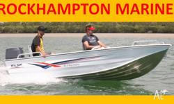 THE DISCOVERY RANGE OF ALUMINIUM BOATS HAVE BEEN