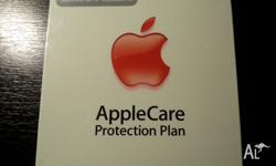 Up for sale is an apple care protection plan for