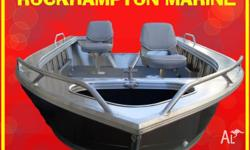BRAND NEW STESSCO CATCHER SF430 BOAT, TRAILER, TOHATSU