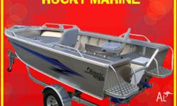 BRAND NEW STESSCO CATCHER SFX430 BOAT, TRAILER, TOHATSU