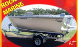 BRAND NEW STESSCO TORNADO SF490 BOAT ONLY!!!