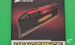 Brand New Vengeance Pro 8GB (2 x 4GB) 1600mhz DDR3