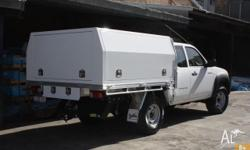 We Custom Build All Sizes Canopy for (Single Cab, Dual