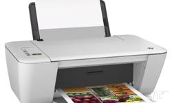 Printer model HP 2540. Supports wireless and colour
