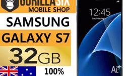 BRAND NEW SAMUSNG GALAXY S 7 - 3 2 GB - $ 999 We are