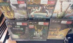 The complete Breaking Bad collection, series 1-6 on DVD