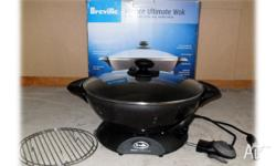 Top of the range 2400 Watt - Breville Avance Ultimate