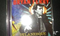 'Dylanesque' C.D. Brian Ferry sings Dylan BRAND NEW