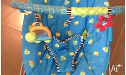 Bright Stars baby bouncer. In very good condition.