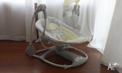 Great for Newborns Featuring a removable toy bar Music