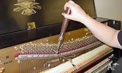 Do you own a Piano that has not been tuned and serviced