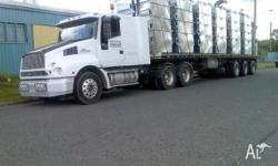 - Heavy transport and logistics servicing South East