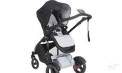 Britax e-brake stroller the safest stroller on the