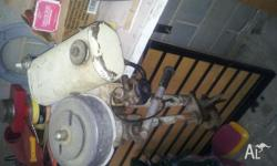 British Seagull Out board Motor for sale