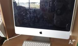Broken iMac for sale. Selling because it was expensive