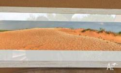 broome sand dunes framed print was taken from kennedy