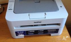 Used printer with very good condition as new for only