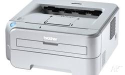 This brother laser printer is pretty cheap and ideal
