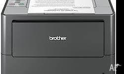 Brother HL-5470DW Wireless Network Mono Laser Printer