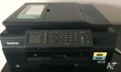 Printer for sale in perfect condition, have all the