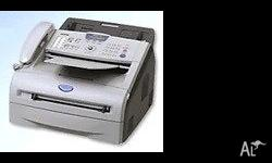 Fax / Printer / Copier / Scanner / PC-Fax / Telephone -
