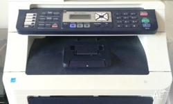 Brother MFC 9120CN colour laser printer $130 Excellent